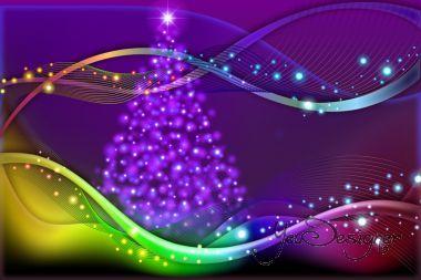 PSD source - Christmas story № 2