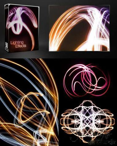 Lighting Effects Pack 50 Brushes