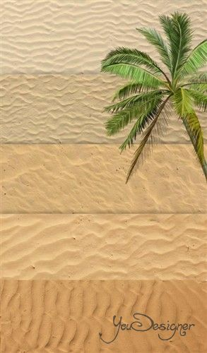 Five species of sandy texture