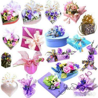 PSD - Stylish Gift Boxes