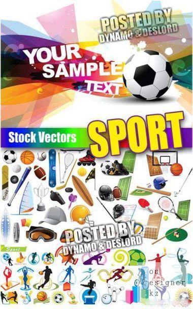 Sport - vector clipart