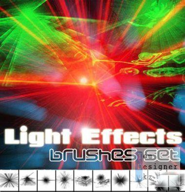 Brush - Various lighting effects