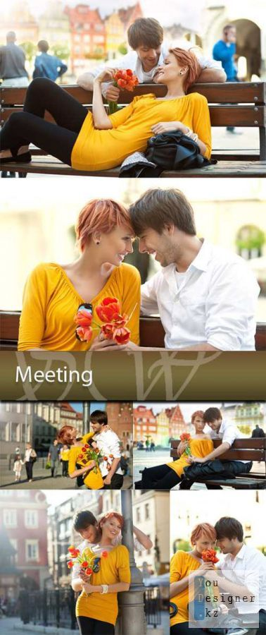 Clipart - Meeting