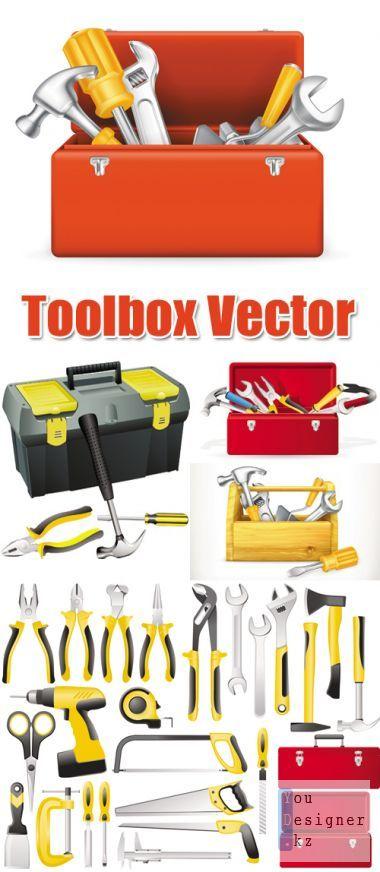 Vector clipart - Toolbox