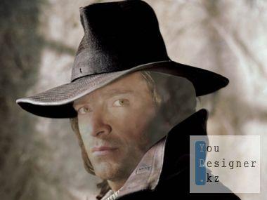 Man's template - the wanderer
