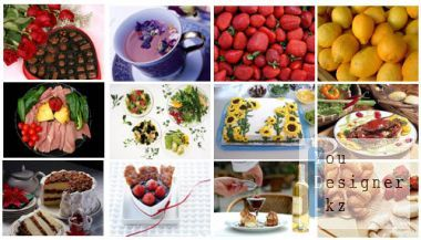 High-quality wallpaper - Food, delicacies, sweets, fruits and any tasty