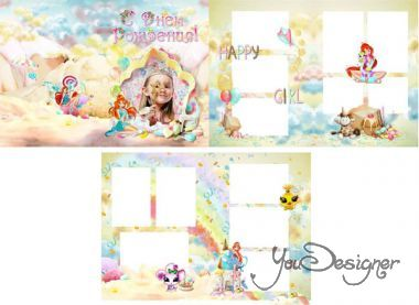 Album - Birthday WINX