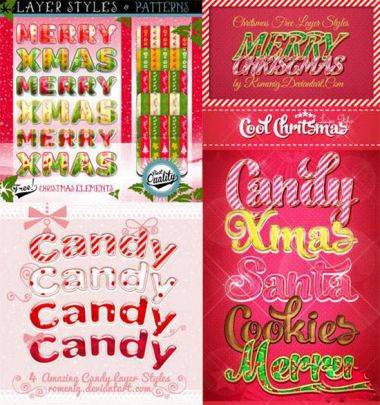 X-Mas Styles for PS