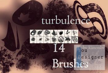 Кисти Турбулентность / Turbulence Brushes