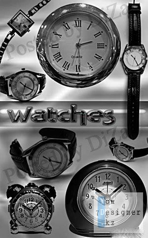 Кисти часы / Brushes watches